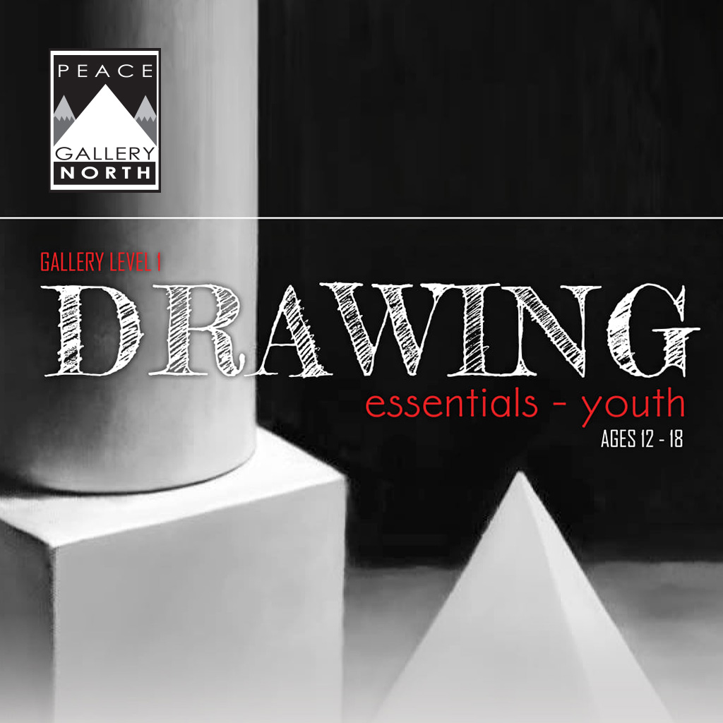 drawing essentials - peace gallery north