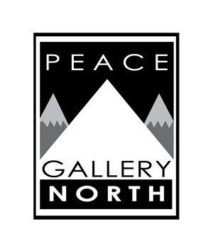 peace gallery north logo